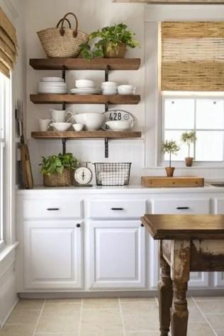 Fabulous small kitchen ideas with farmhouse style 32