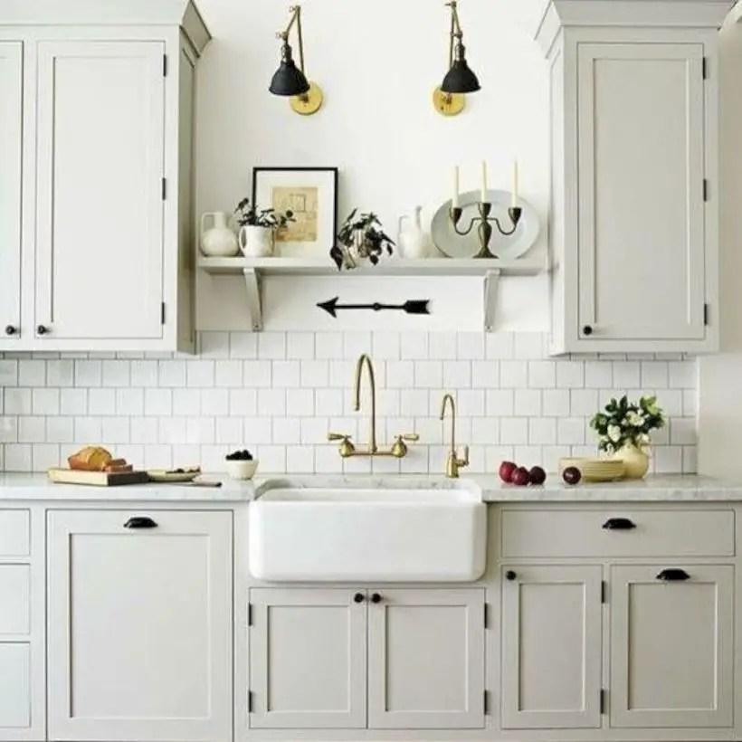 Fabulous small kitchen ideas with farmhouse style 43