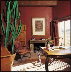 Faux cactus and succulent projects and ideas to decorate your home 11