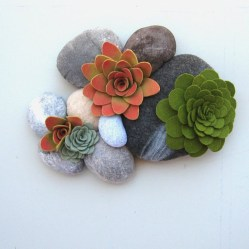 Faux cactus and succulent projects and ideas to decorate your home 12