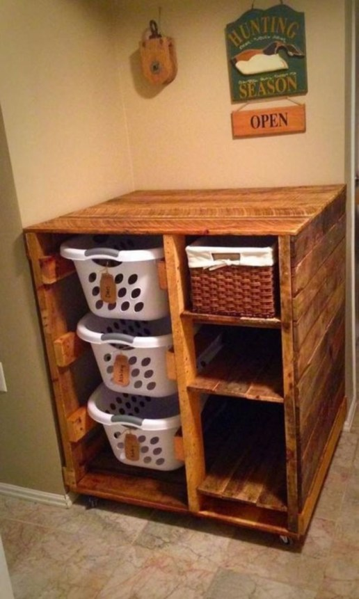 Furniture pallet projects you can diy for your home 32