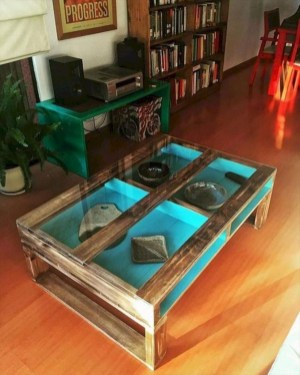 Furniture pallet projects you can diy for your home 34