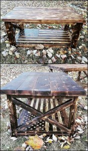 Furniture pallet projects you can diy for your home 39