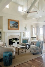 High ceilings accent wall with traditional and classic look 28