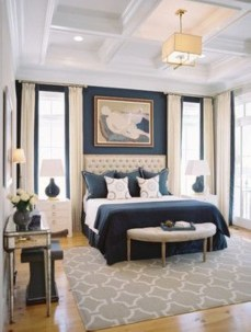 High ceilings accent wall with traditional and classic look 30