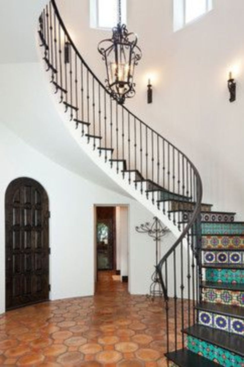 Iinspiring staircase style you will love 04