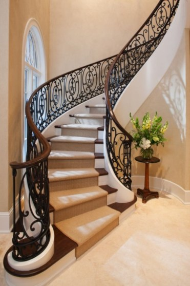 Iinspiring staircase style you will love 07