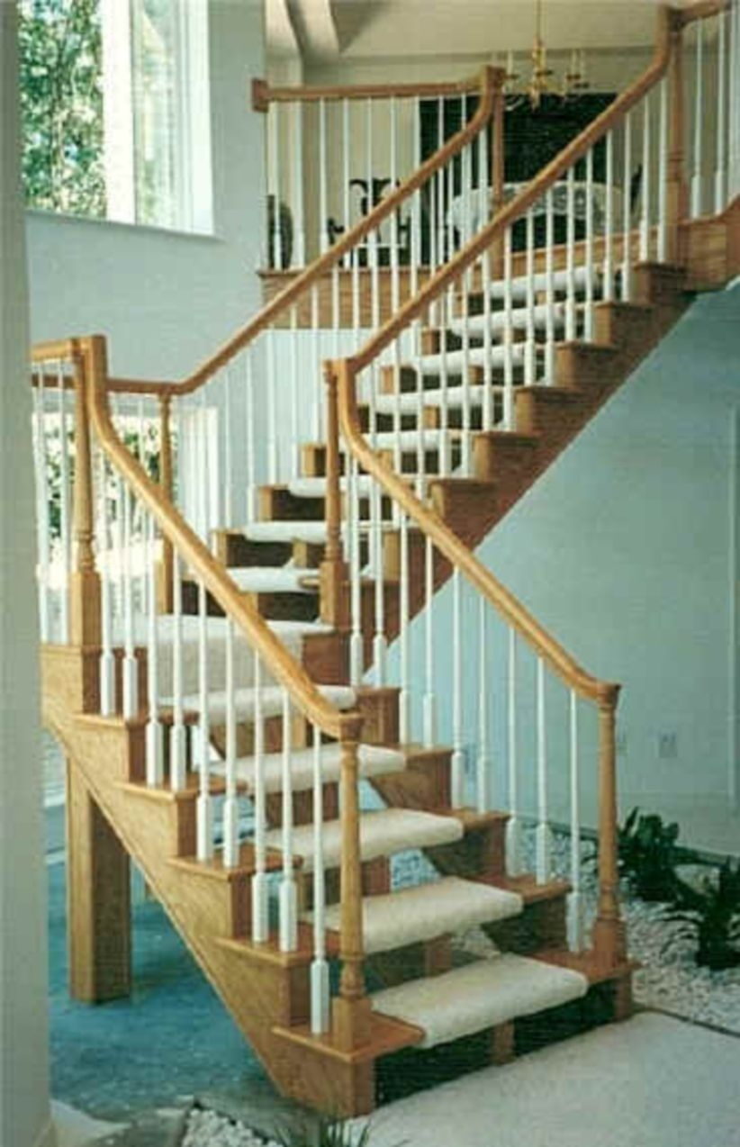 Iinspiring staircase style you will love 14