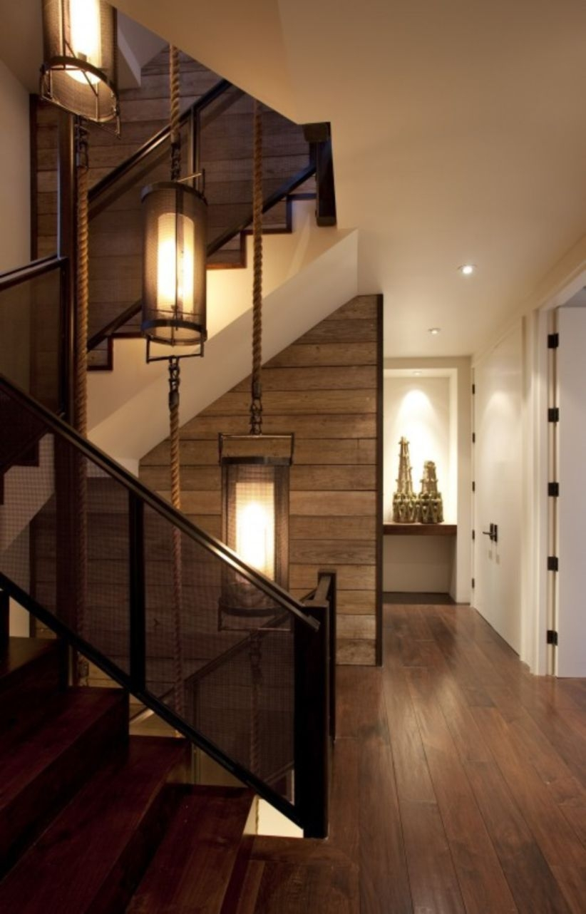 Iinspiring staircase style you will love 34