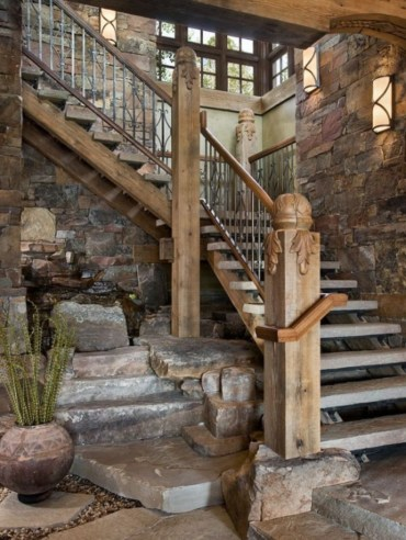 Iinspiring staircase style you will love 36
