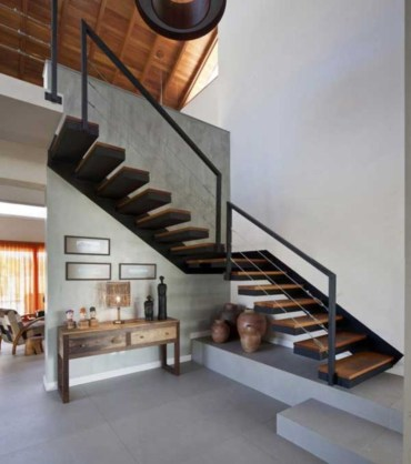 Iinspiring staircase style you will love 44