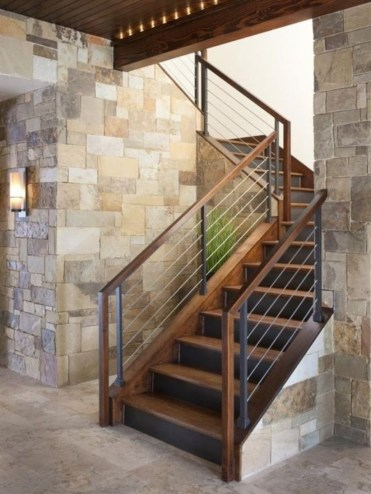 Iinspiring staircase style you will love 46