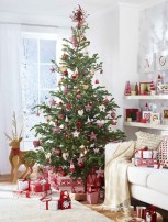 Non-traditional christmas tree to give to your home 04