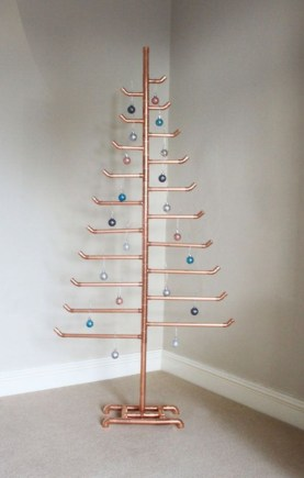 Non-traditional christmas tree to give to your home 25