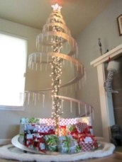 Non-traditional christmas tree to give to your home 28