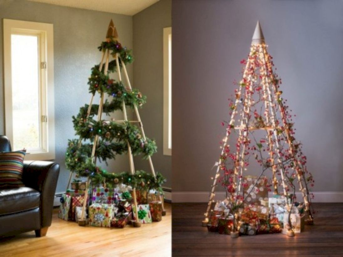 Non Traditional Christmas Tree.40 Non Traditional Christmas Tree To Give To Your Home