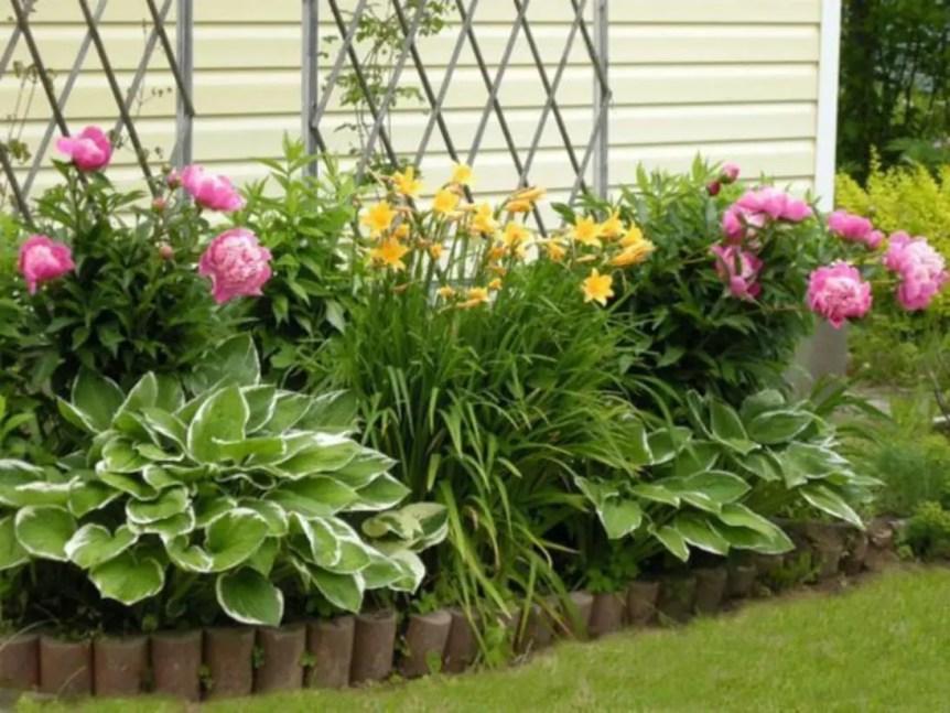 49 Outdoor Garden Decor Landscaping Flower Beds Ideas Matchness Com