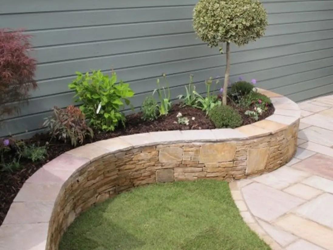 Outdoor garden decor landscaping flower beds ideas 39 & 49 Outdoor Garden Decor Landscaping Flower Beds Ideas - Matchness.com