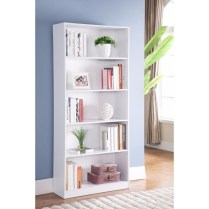 Pieces to create a stylish bookcase instantly 06