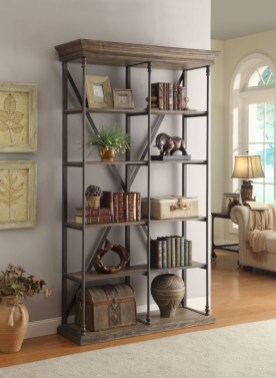 Pieces to create a stylish bookcase instantly 14