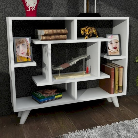 Pieces to create a stylish bookcase instantly 19