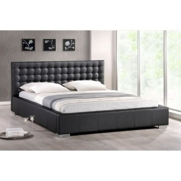 Raised platform bed to define your sleep space easily 14
