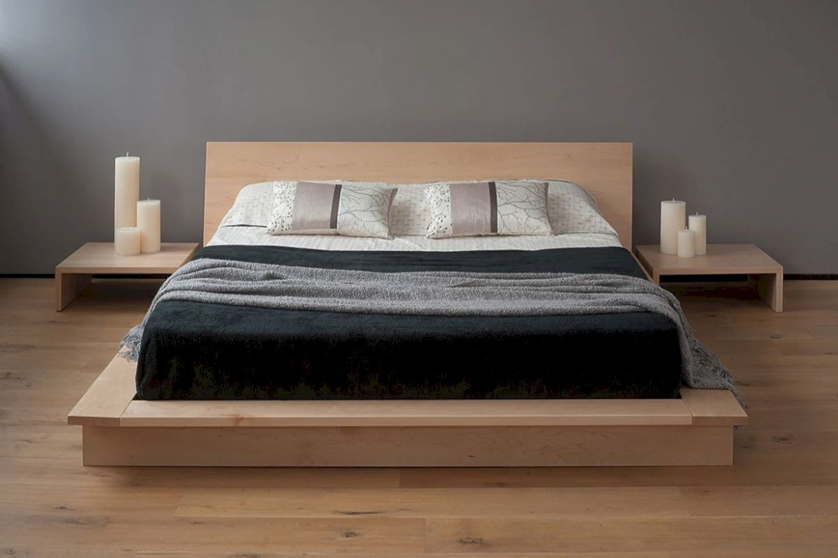 Raised platform bed to define your sleep space easily 20