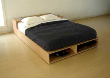 Raised platform bed to define your sleep space easily 21