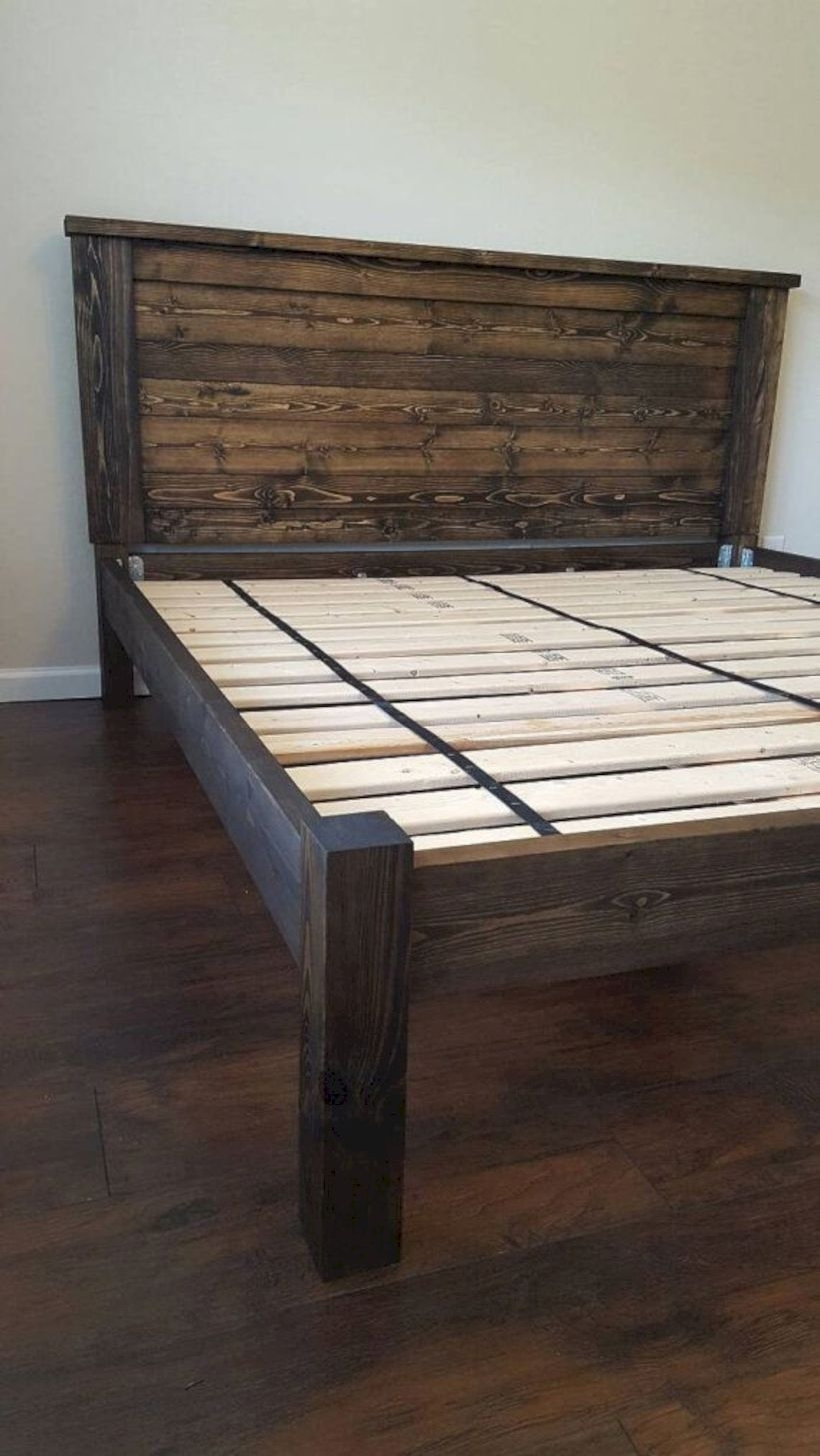Raised platform bed to define your sleep space easily 23