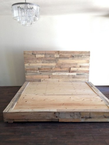 Raised platform bed to define your sleep space easily 29