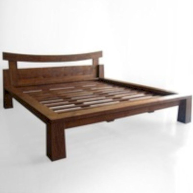 Raised platform bed to define your sleep space easily 31