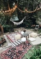Shabby chic and bohemian garden ideas 01