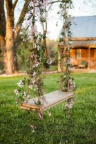 Shabby chic and bohemian garden ideas 29