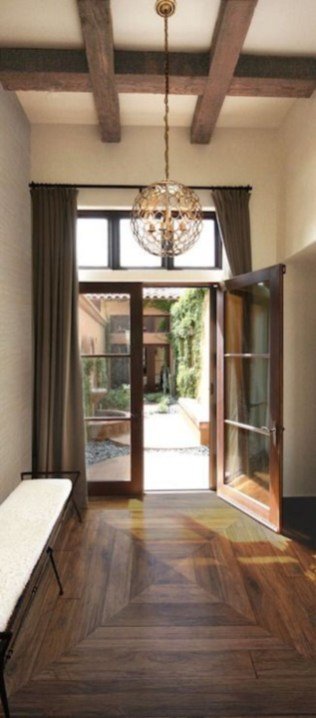 Simple and elegant entry way to inspire you 02
