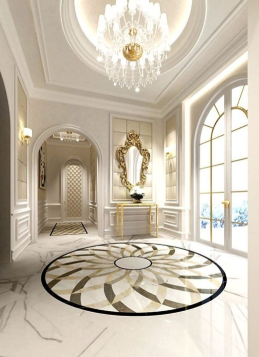 Simple and elegant entry way to inspire you 04