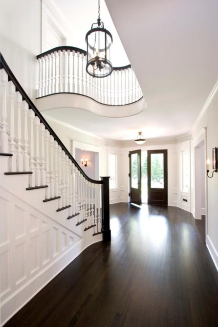 Simple and elegant entry way to inspire you 13