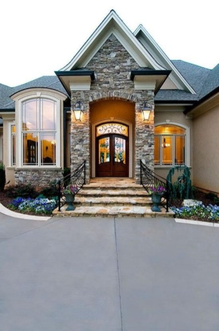 Simple and elegant entry way to inspire you 14