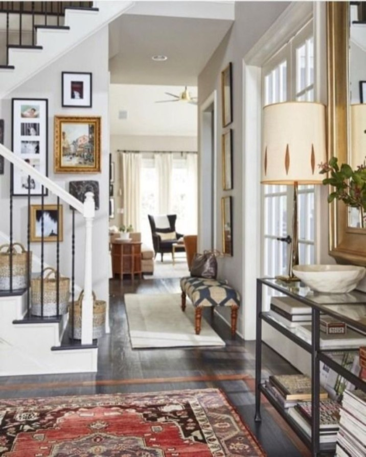 Simple and elegant entry way to inspire you 16