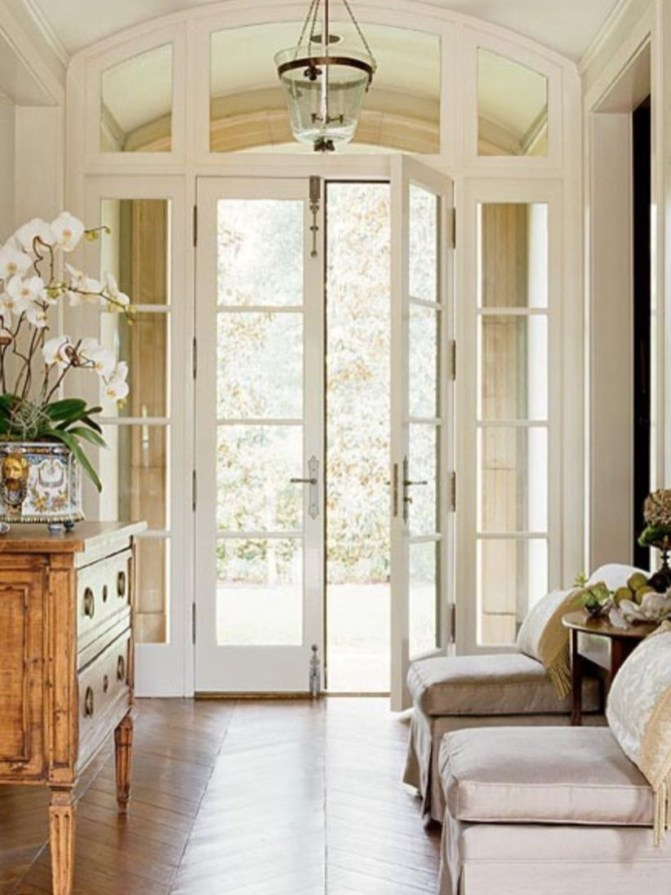 Simple and elegant entry way to inspire you 18