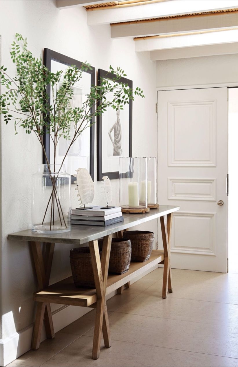 Simple and elegant entry way to inspire you 29