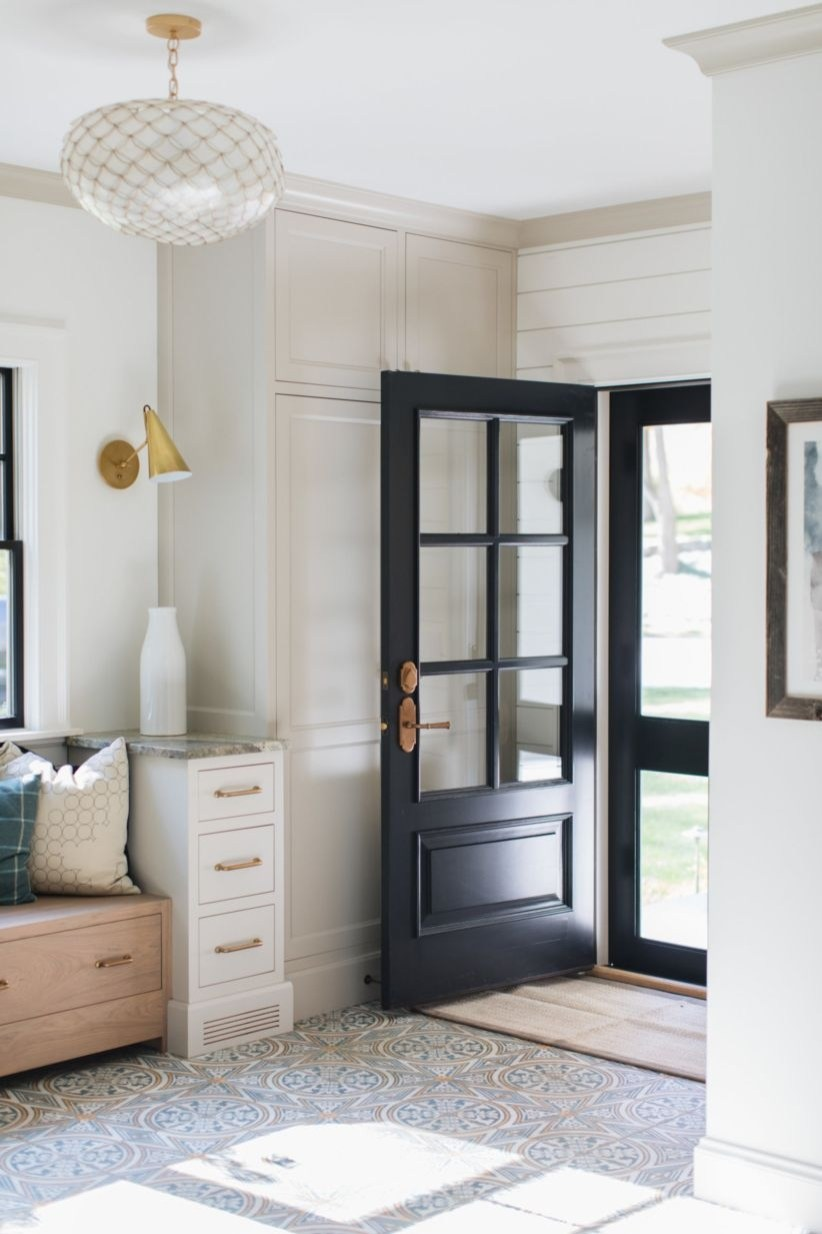 Simple and elegant entry way to inspire you 37