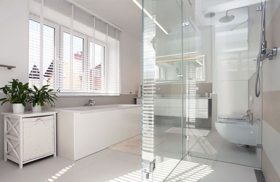 Stand up shower design ideas to copy right now 03