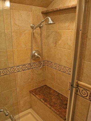 Stand up shower design ideas to copy right now 06