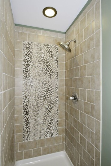 Stand up shower design ideas to copy right now 10