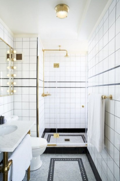 Stand up shower design ideas to copy right now 17