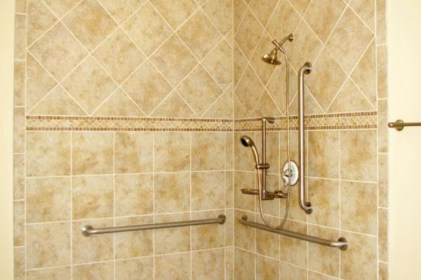 Stand up shower design ideas to copy right now 25