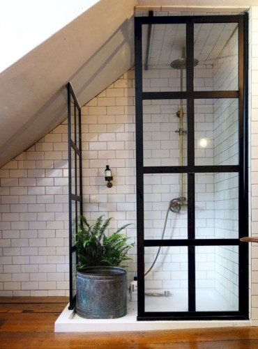 Stand up shower design ideas to copy right now 30