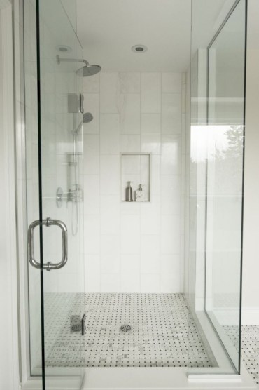 Stand up shower design ideas to copy right now 31
