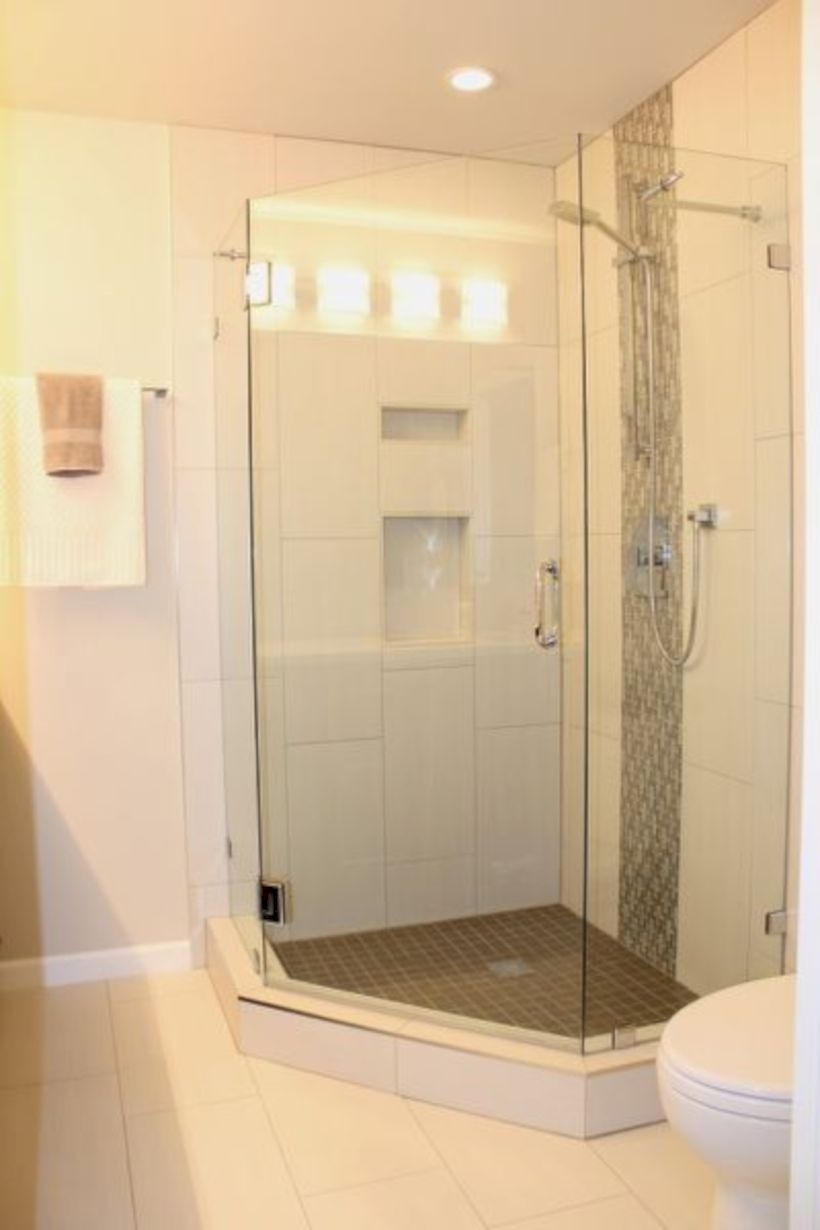 Stand up shower design ideas to copy right now 34