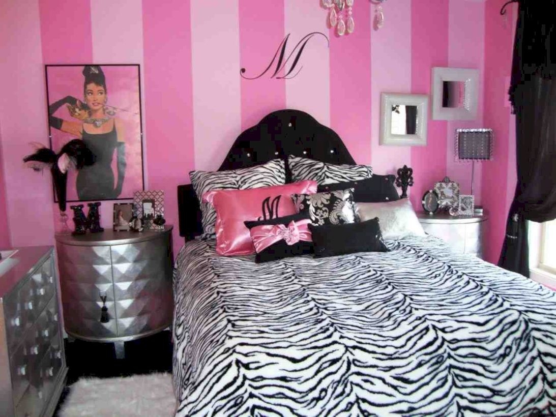 Stunning ideas for small rooms teenage girl bedroom 06